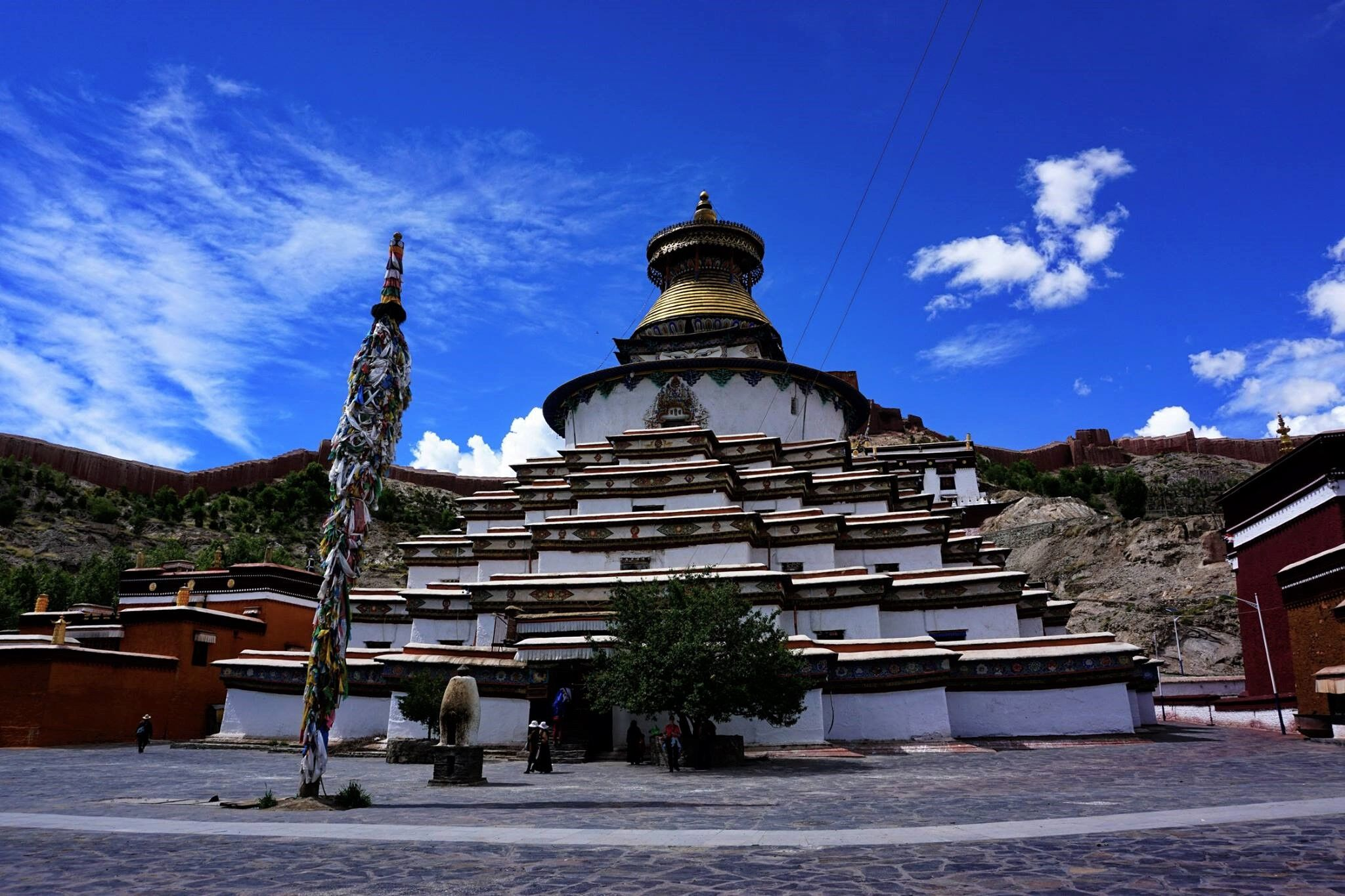 Tour code :  11days Nepal-Tibet friendship Hwy overland tour