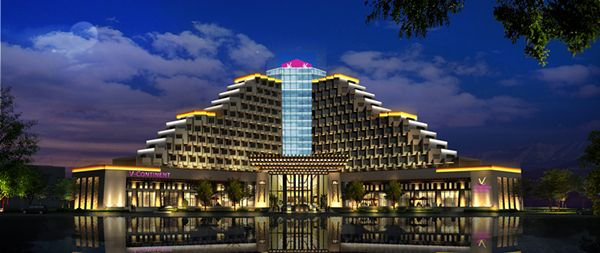 Hotels in Nyingtri region